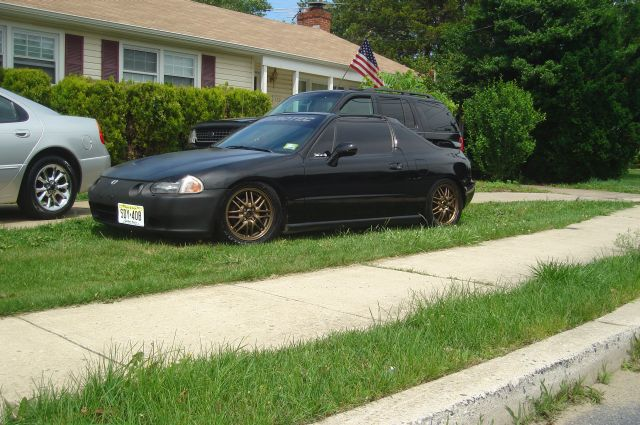 93 si with bronze meshes