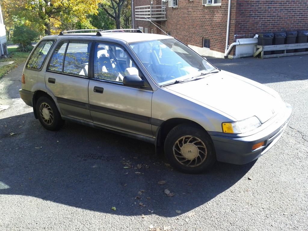 My First Honda/project (1989 Honda Civic Wagon)