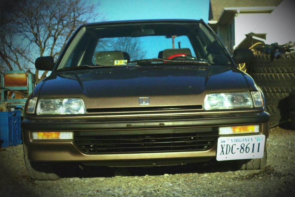 91 Civic Sedan Lx