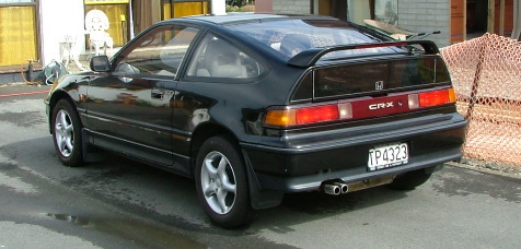 1990 CR-X JDM