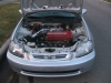 1996 Civic dx hatchback B18C5 swap Type-R by crashandburn1383
