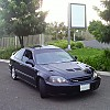 Honda civic 00 si by jdavid85429