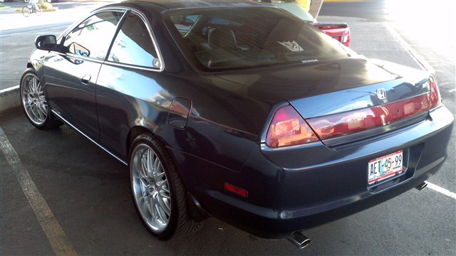 MY Honda Aguascalientes MX