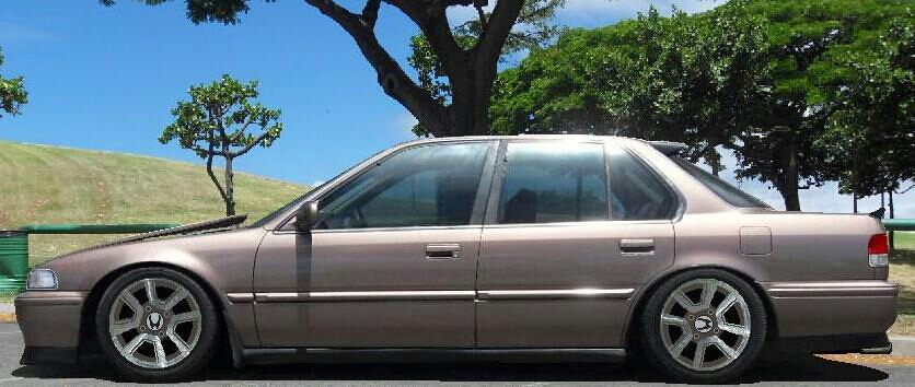 KrAx Golden CB7 Accord Sedan in Hawaii
