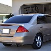 Honda Accord Sedan 2.4 by Gilberto Villanueva