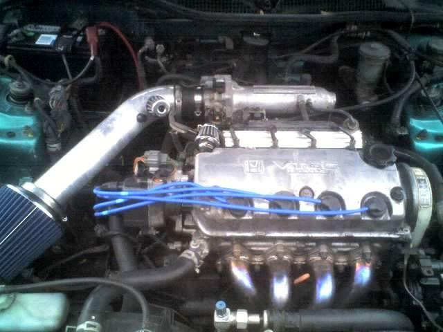 Crxstreetracer420's 1994 Honda Civic Ex