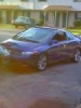 2007 civic SI fiji blue by 99sbm
