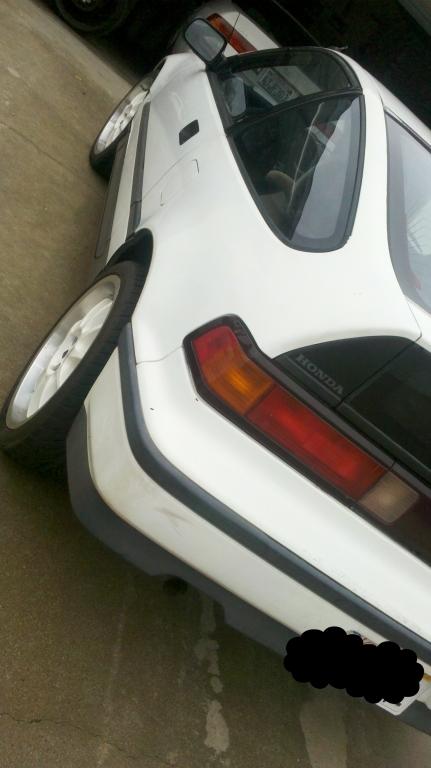 1988 Crx Dx B20 Vtec