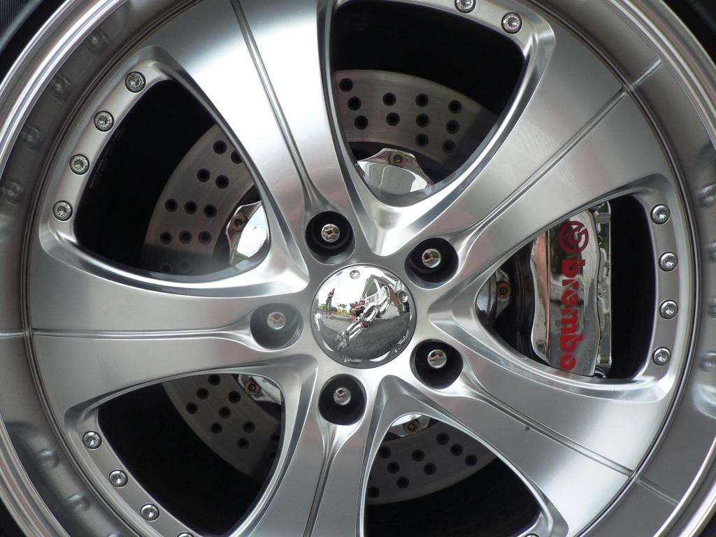 My GT Brakes
