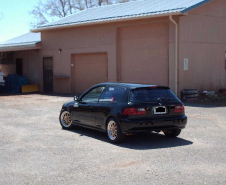 Hatchback Si