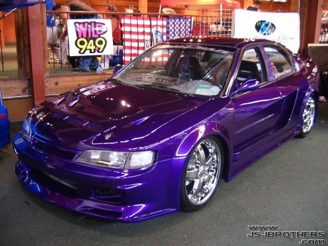 Ro's Accord from the Bay Area