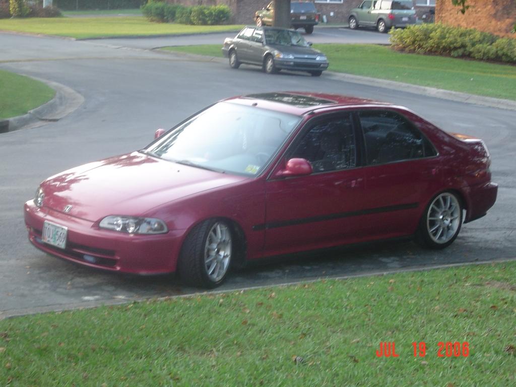 94 Civic Ex 1.6vtec