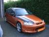 Honda Civic nickname: Civicious by Civicious