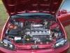 Engine Civic Ex 94
