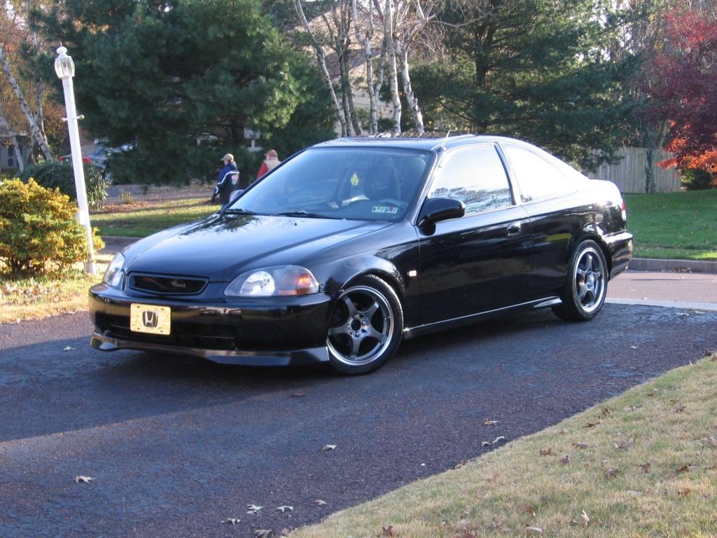 96 Civic
