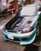 Civic '00 by Unregistered