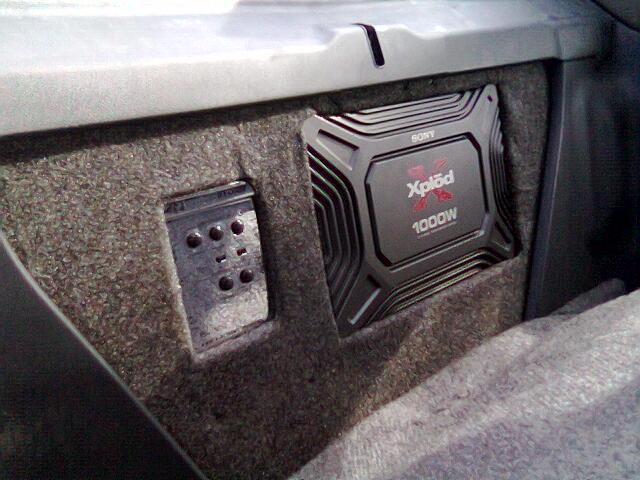My Amp Rack