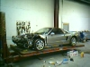NSX Being Brought Back To Life Before The Tear down