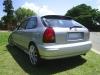 Silver Civic by matu