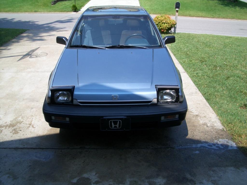 1988 Honda Accord DX