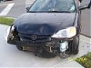 my 03 honda civic lx after accident 7000 of damage so far...