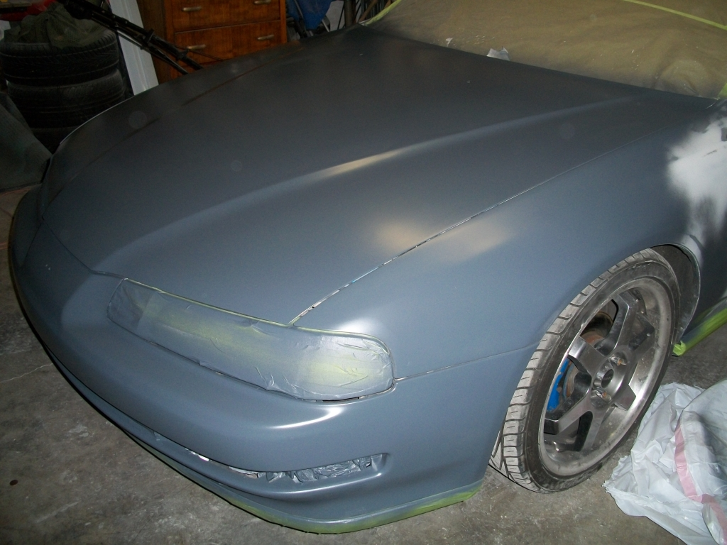 '92 Lude Project