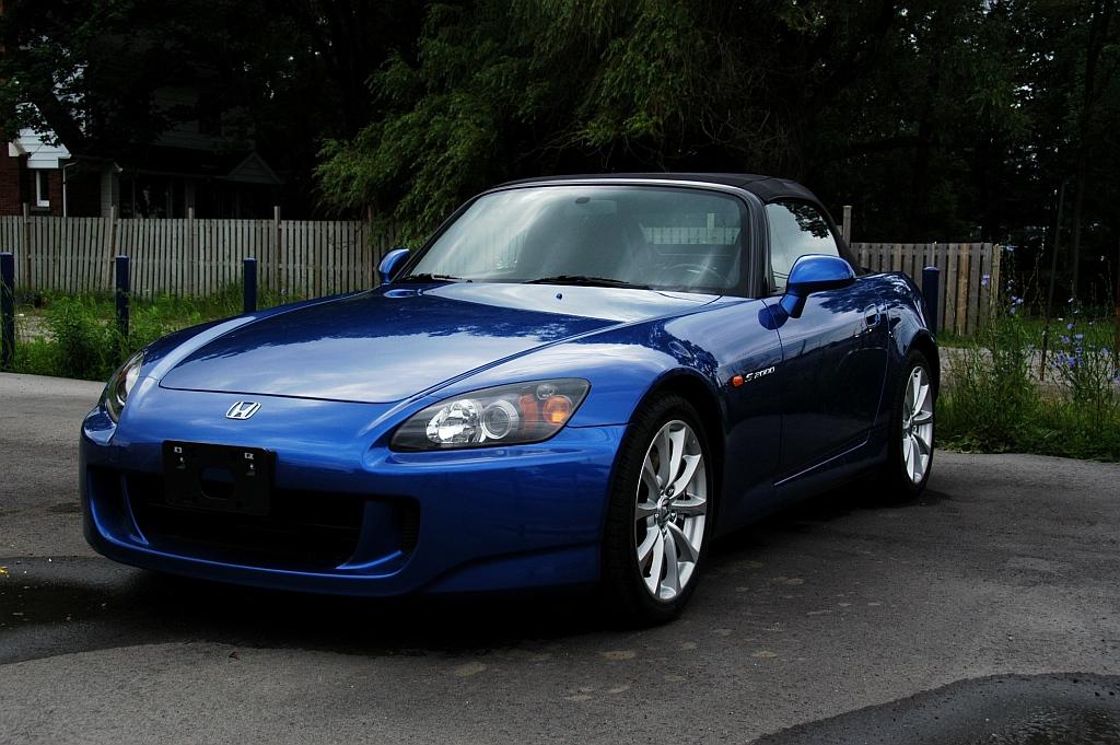 2007 S2000