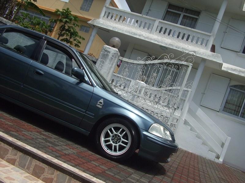 Civic Ek3