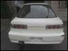 My Back Bumper !! I got rear ended nooooooo!!