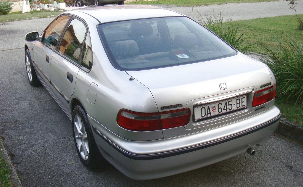 My Accord Euro 1998