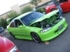 my civic at a car show by 95egy8