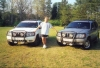 2 Jeep Grand Cherokee Limited 4x4 QuadraDrive V8 4.7L KENNEBELL SUPPERCHARGED by Xbob22