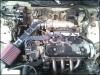 Engine Body, New K&n Filter, Aftermarket Intake