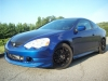 My Rsx-s On Blue Ridge Parkway by admRSX