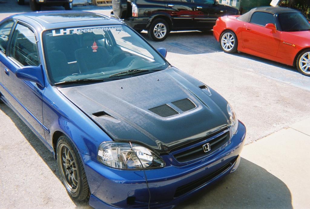Xatia's Civic
