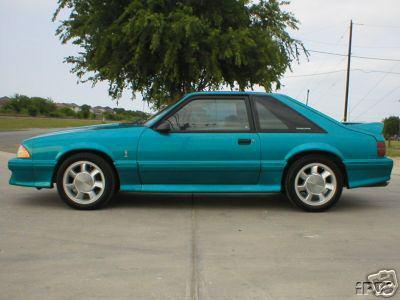 My 1993 Cobra