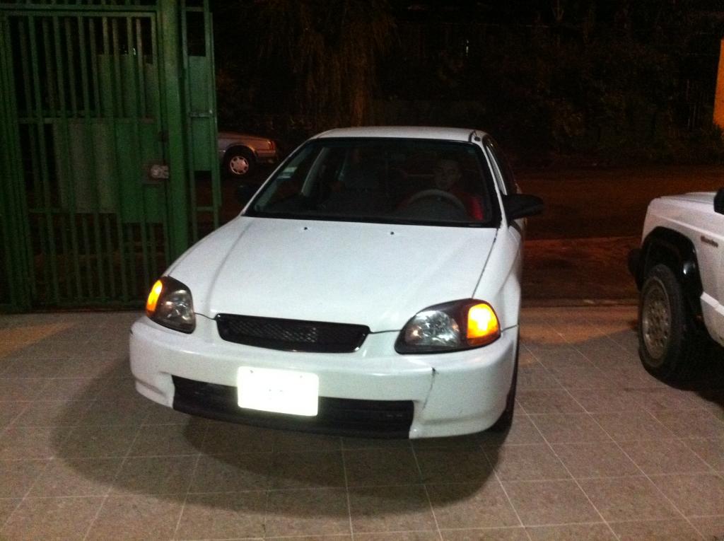 My Civic 98 Lx