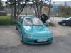 Honda Civic Coupe by crxdmc