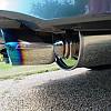 Greddy SE Spectrum Elite Exhaust Tips Side by greyghost