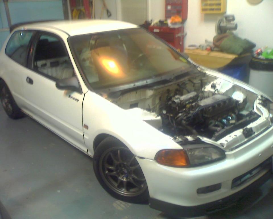 92 Civic Hb