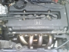 My Engine From My  Porject Civic To Go Into My Genuine Ef9 With 40k On The Clock Hope The Tuners Did