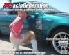 RacinGeneration promotional vehicle
