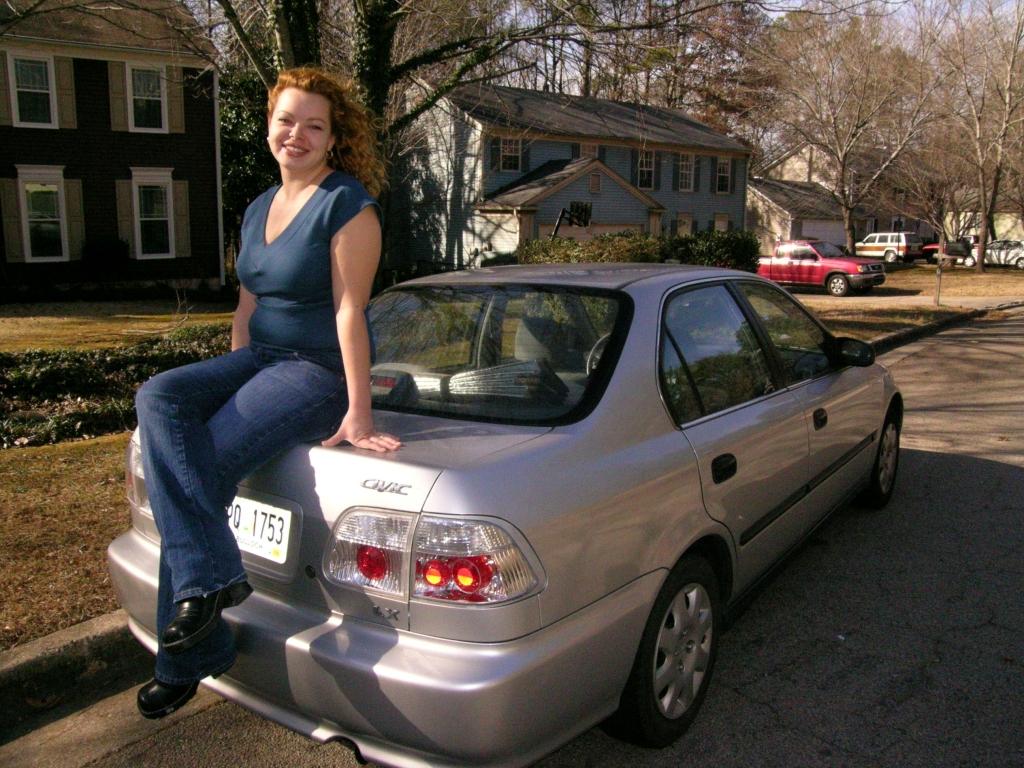1999 Civic LX
