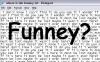 funney
