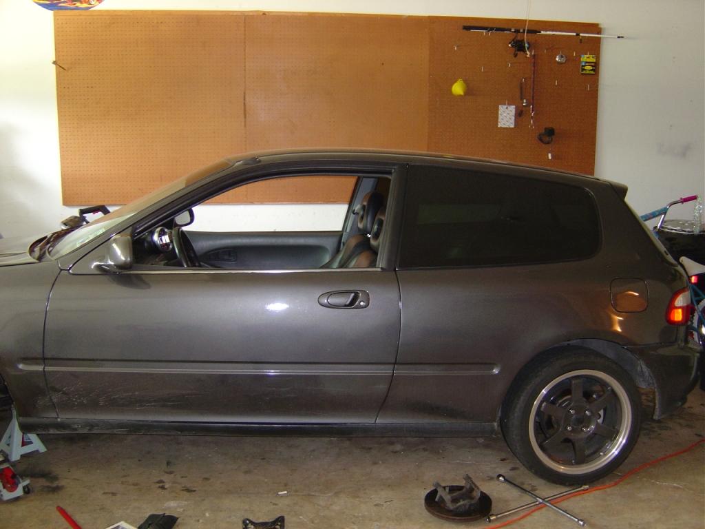 91 Civic Hatch H22A swap + more