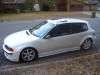 1994 Civic HB with 2002 3 series front pic2 by corollagts33