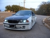 1994 Civic HB with 2002 3 series front pic3