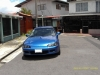 My Blue  Civic by yubacrx