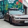 My CB7 with Kaka'ako Urban Art Hawaii