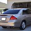 Honda Accord Sedan 2.4 by Gilberto Villanueva
